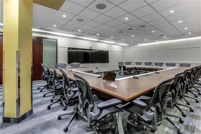 Complete Boardroom with AV Equipment