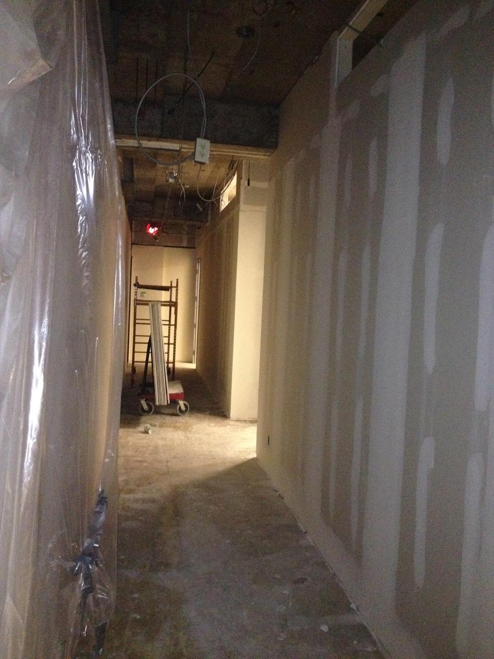 In Progress - New Common Corridors for Morguard