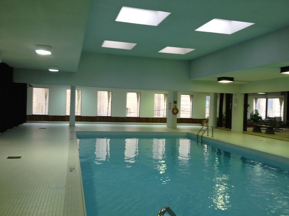Existing Swimming Pool