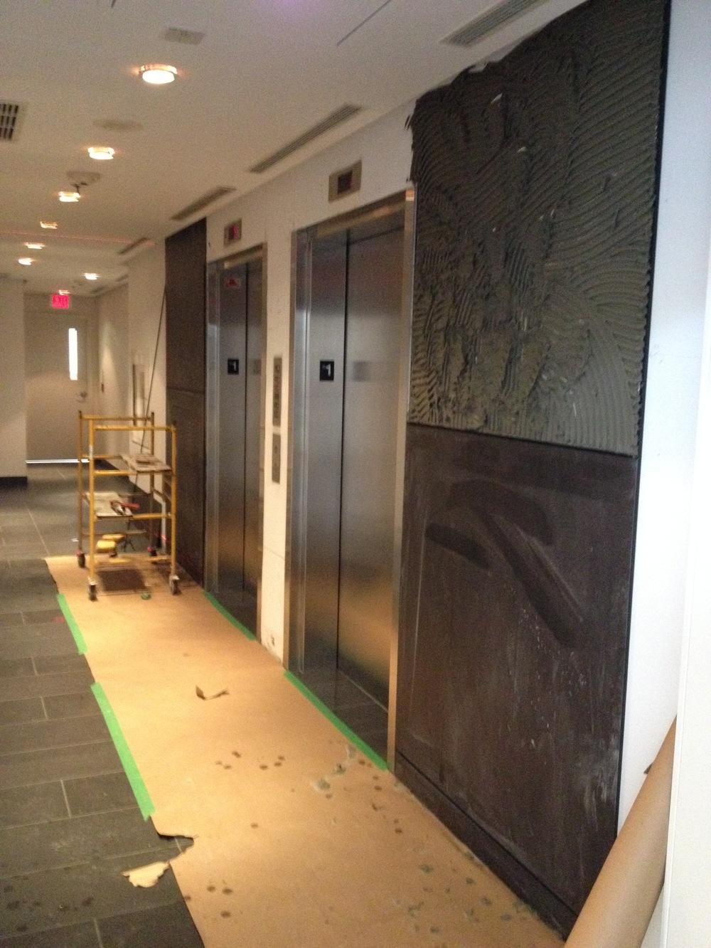 In Progress - Elevators