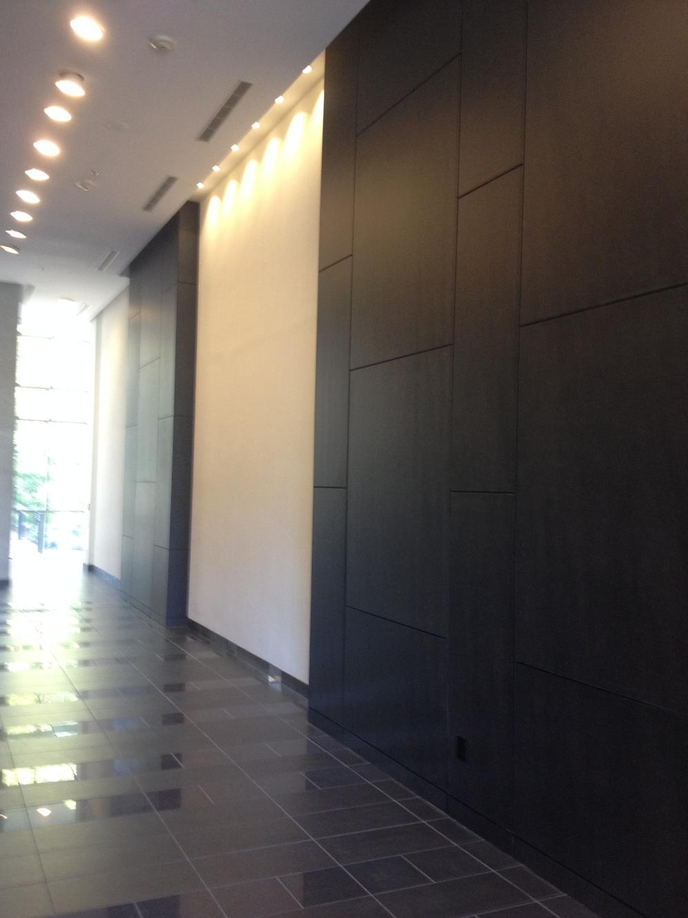 In Progress -North Lobby Elevator