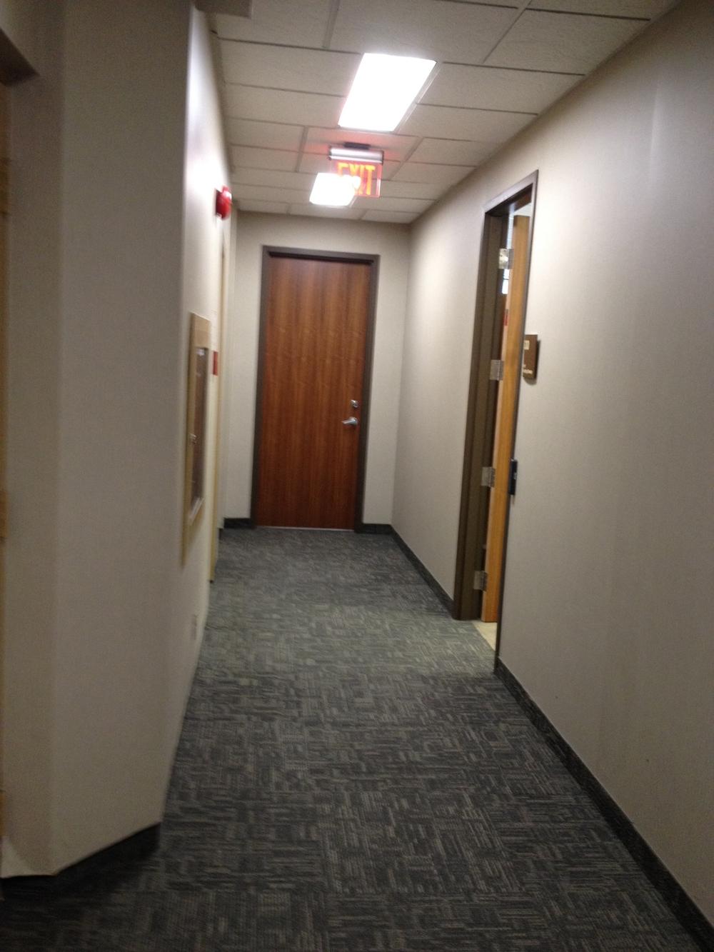 Before - Corridors