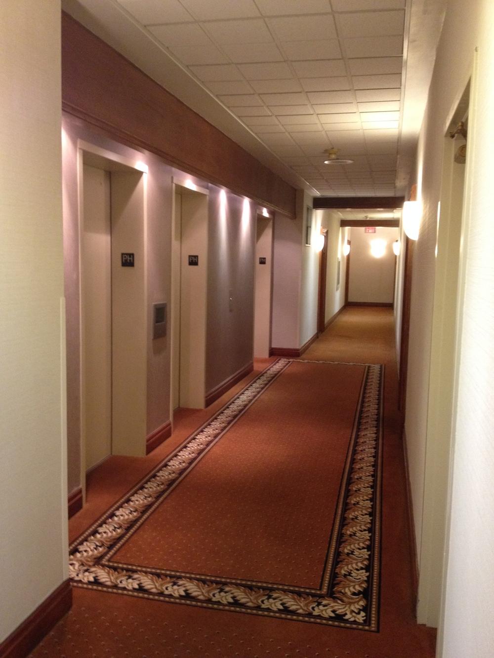 Corridors Before