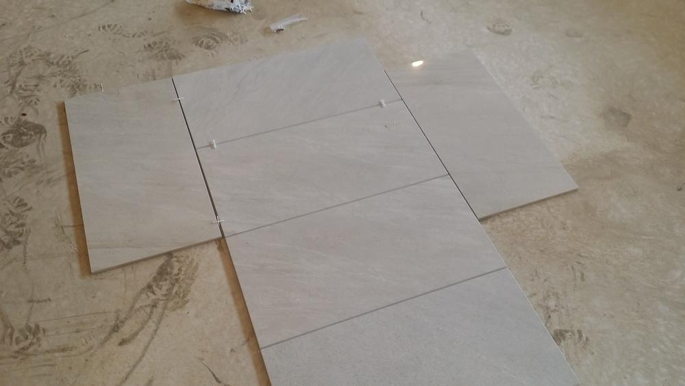 In Progress - Tile Layout