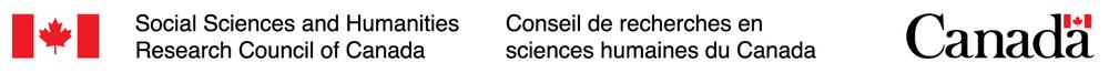 Cette recherche a été financée par le Conseil de recherches en sciences humaines du Canada.