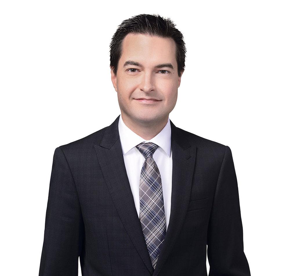 Jean-Pierre Lévesqu, Lawyer, CRM, Cain Lamarre