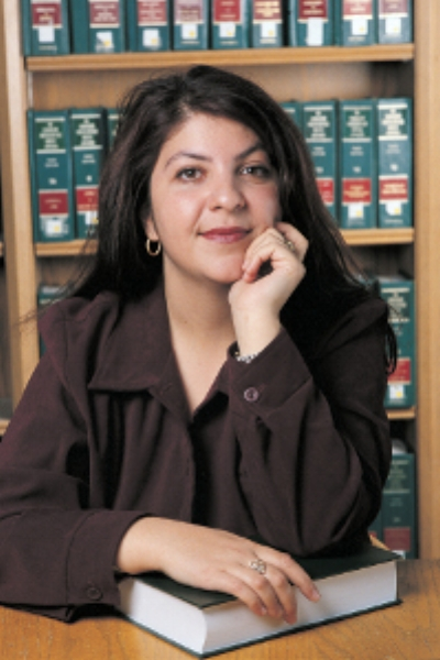Bita Amani, Associate professor,   Faculty of Law, Queen's University, Kingston, Ontario