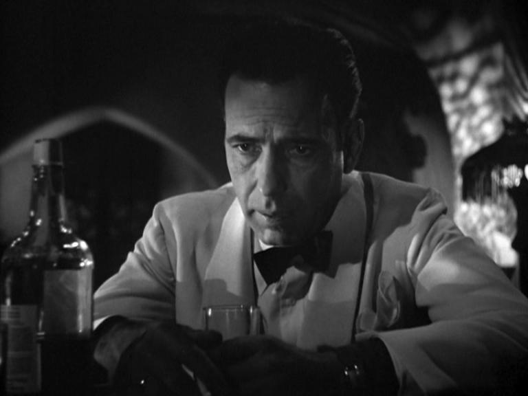 """Of all the gin joints in all the towns in all the world, she turns mine into a hipster bar."""