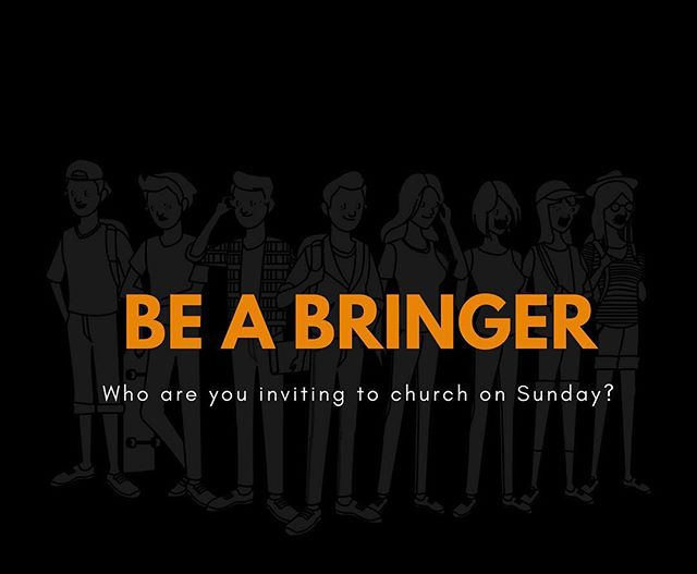 Sunday is just around the corner, and we don't want you to come to church alone. Take some time and invite someone to come to church with you this Sunday. _______________________ Hope Church  11 Olympia Blvd  Staten Island, NY 10305 Sundays 10am ________________________ #hopechurch #sundays #beabringer #hope #jesus #inspiration #word #worship #praise #smile #nyc #statenisland #invite #joinus #fellowship #welcomehome