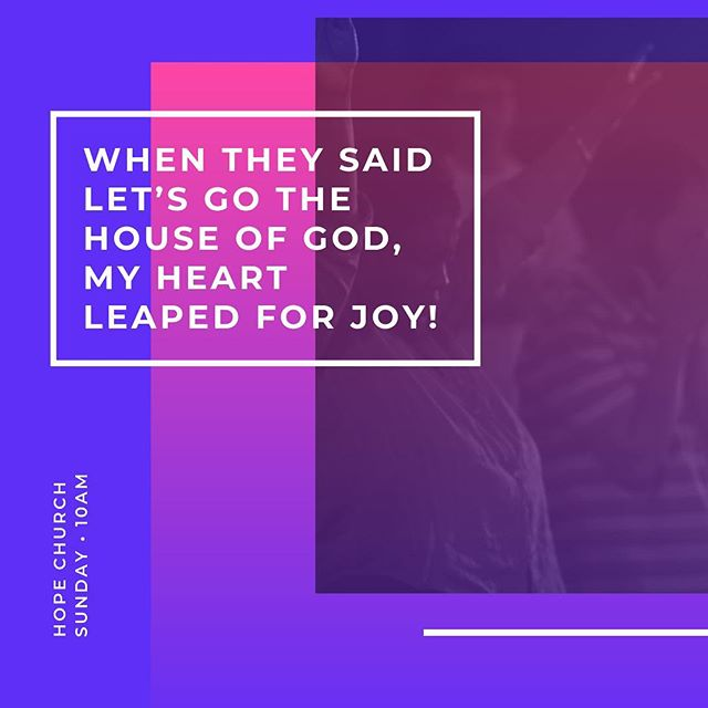It's a Psalm 122 type of morning!  Come out and join us this morning, for a powerful time in the House of the Lord!  _______________________________________ 11 Olympia Blvd  Staten Island, NY 10305 10am  _______________________________________ #welcomehome #sundayfeels #sundaysathope #joinus #dontcomealone #goodtimes #praise #worship #word #bible #jesus #love #peace #hope #grace #weekendvibes #smileitssunday