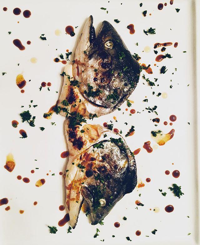 Chinook filtered though @restaurant_toque inspiration. #saturdaydinner #saltfreshfield #welfed