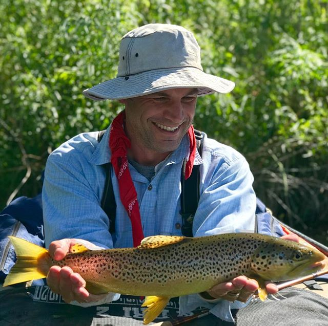 Silver Creek, Idaho is a place of history, trout, outstanding guides, and trips that turn into tradition. #saltfreshfield @silvercreekoutfitters  @patrickbrealey @gunnargramslie