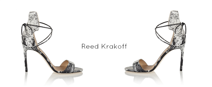 casual classic. reed krakoff
