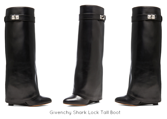 The Casual Classic // Givenchy Boots