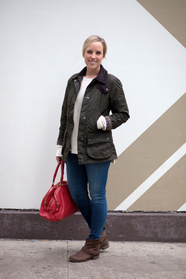 The Casual Classic | Barbour Beadnell