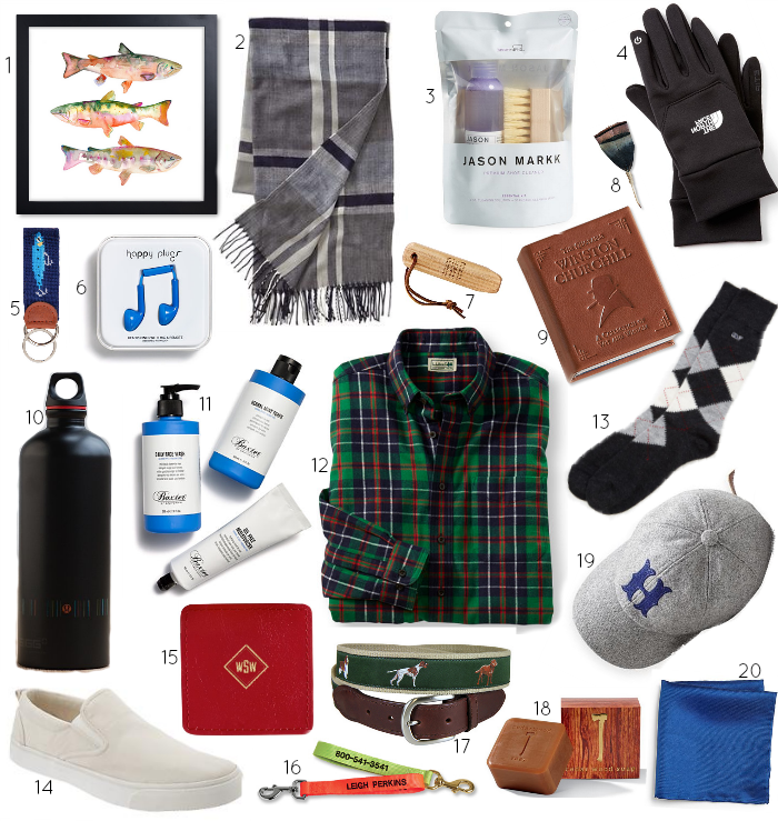 The Casual Classic | Gift Guide Under $50 for HIm