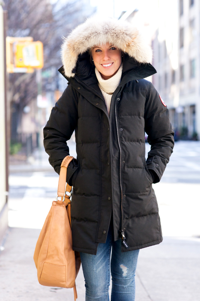 The Casual Classic | Canada Goose Shelburne Parka