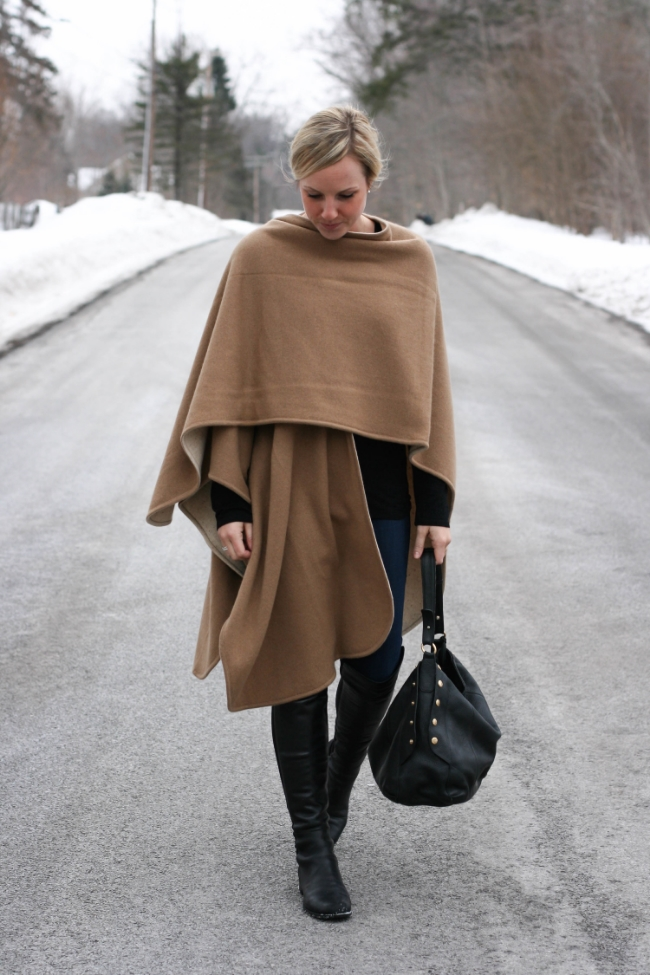The Casual Classic | Cashmere Wrap