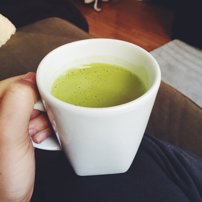 Matcha Latte // The Casual Classic