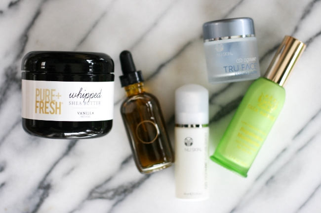 The Casual Classic // Winter Skincare