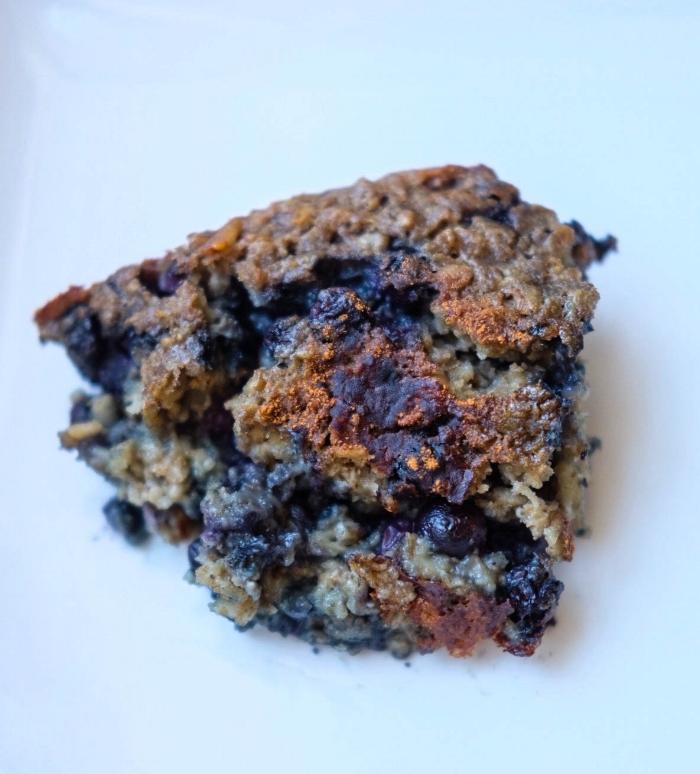 The Casual Classic | Oatmeal Bake
