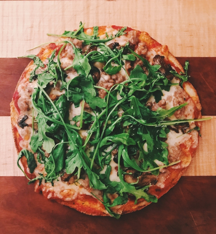 The Casual Classic | Paleo Pizza