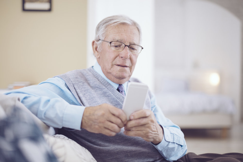 Americans 55 and under text more than they make voice calls and email, combined.  And according to PEW Research, texting among 65 and up has grown 3 times over since 2012. Reach  everyone  with text.