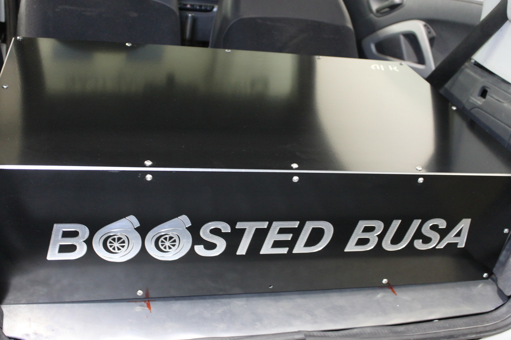 """""""Boosted Busa"""""""