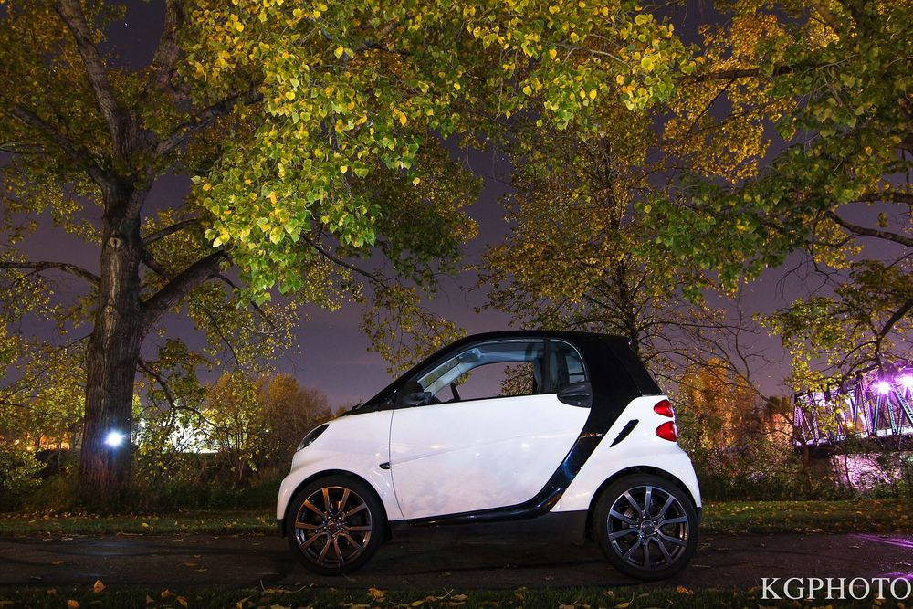 Turbo Hayabusa Smart Car
