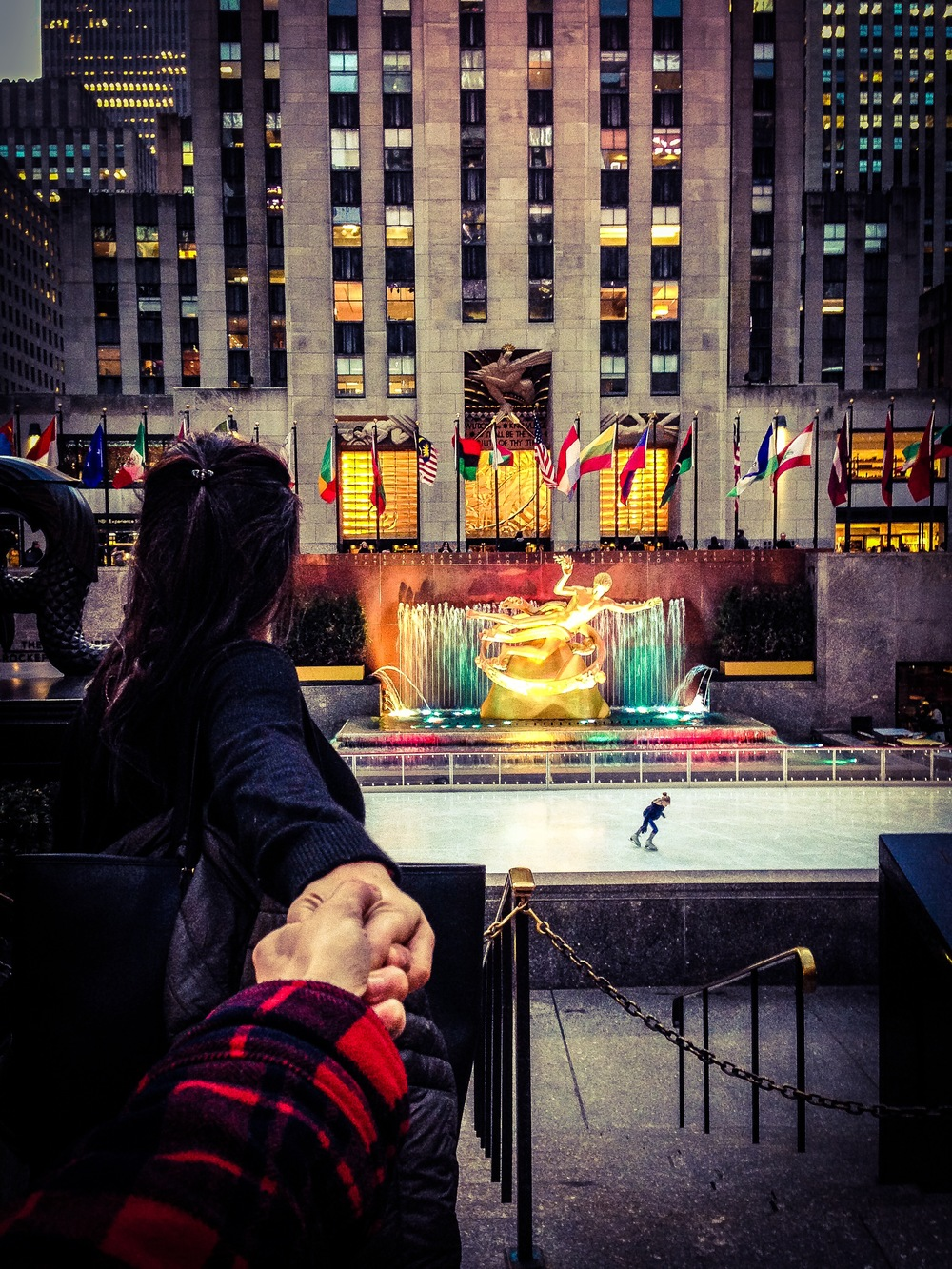 Rockefeller Center | The Rink