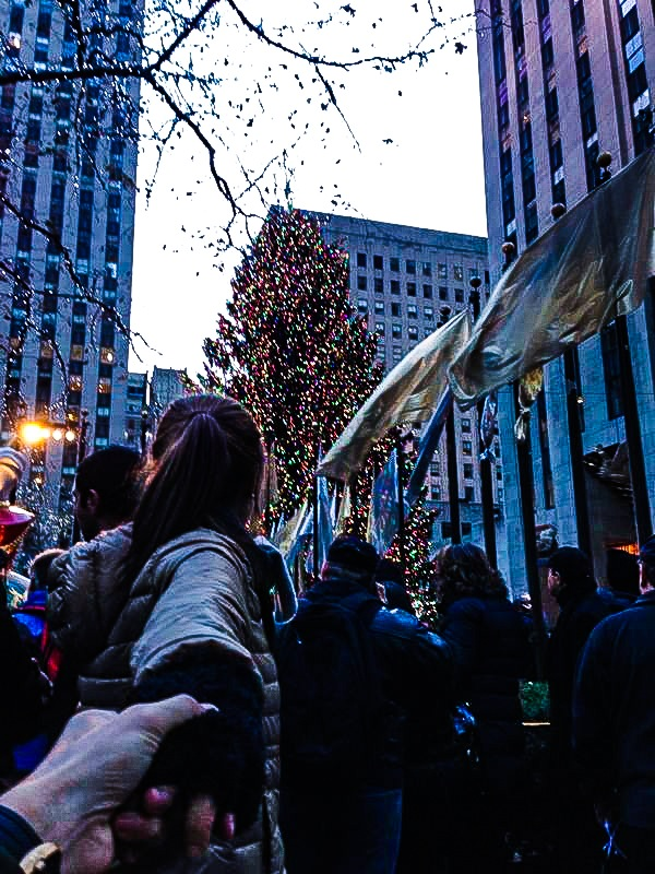 Rockefeller Center | Christmas Tree