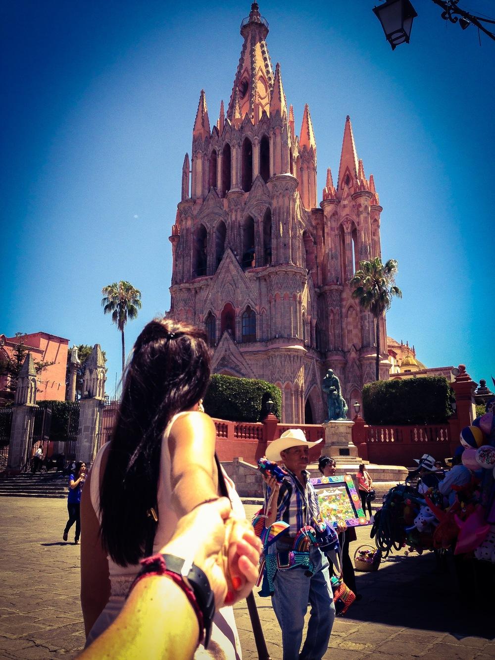 Parroquia de San Miguel Arcángel | San Miguel de Allende