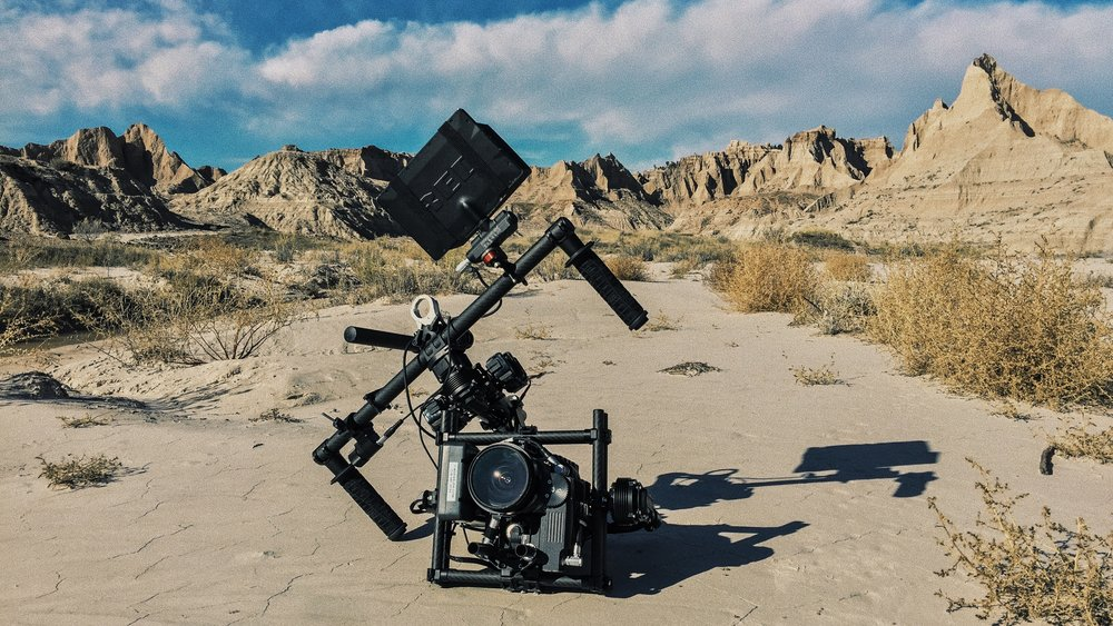 Movi M15 in Badlands.jpg