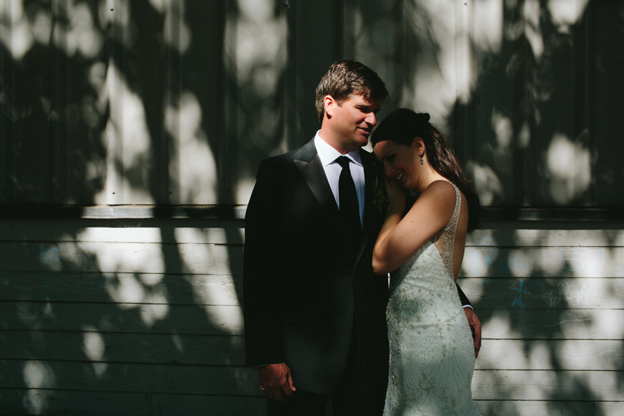 SARAH + MATT Weddings Granville Island Performance Works