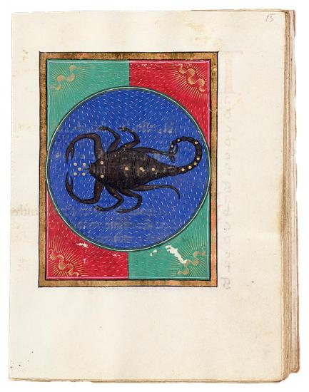 image from the Morgan Library and Museum