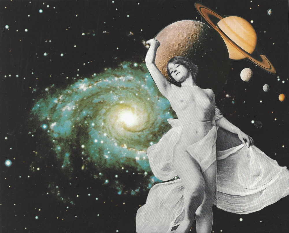 collage by Deliah Flores