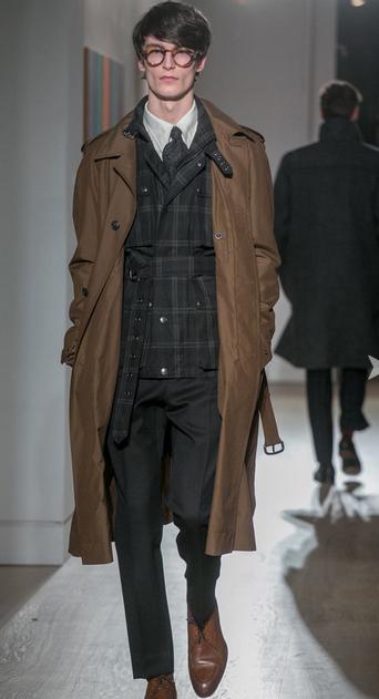Dunhill Fall 2015 Menswear