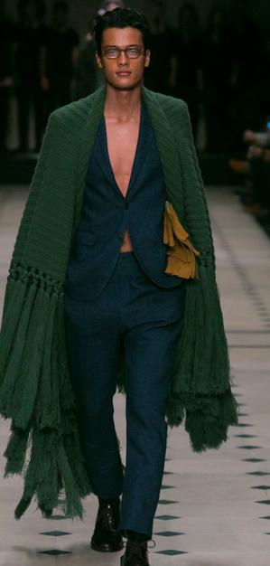 Burberry Prorsum Fall 2015 Menswear