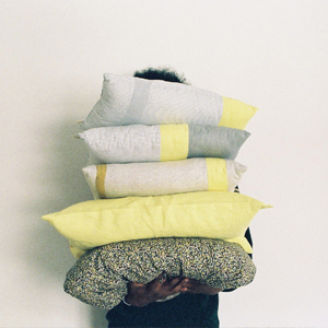 Selection of pillows from €25 Lab.