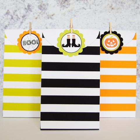 Handmade treat boxes