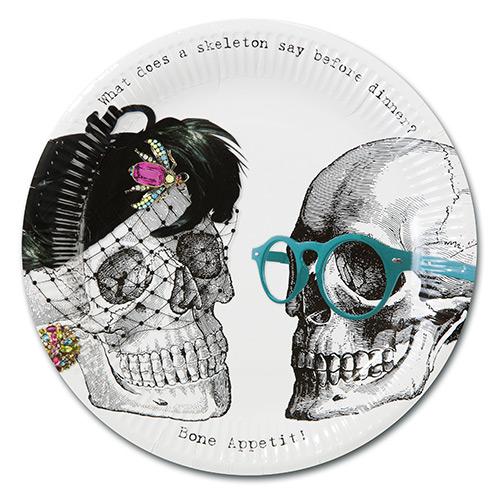 Skeleton plates