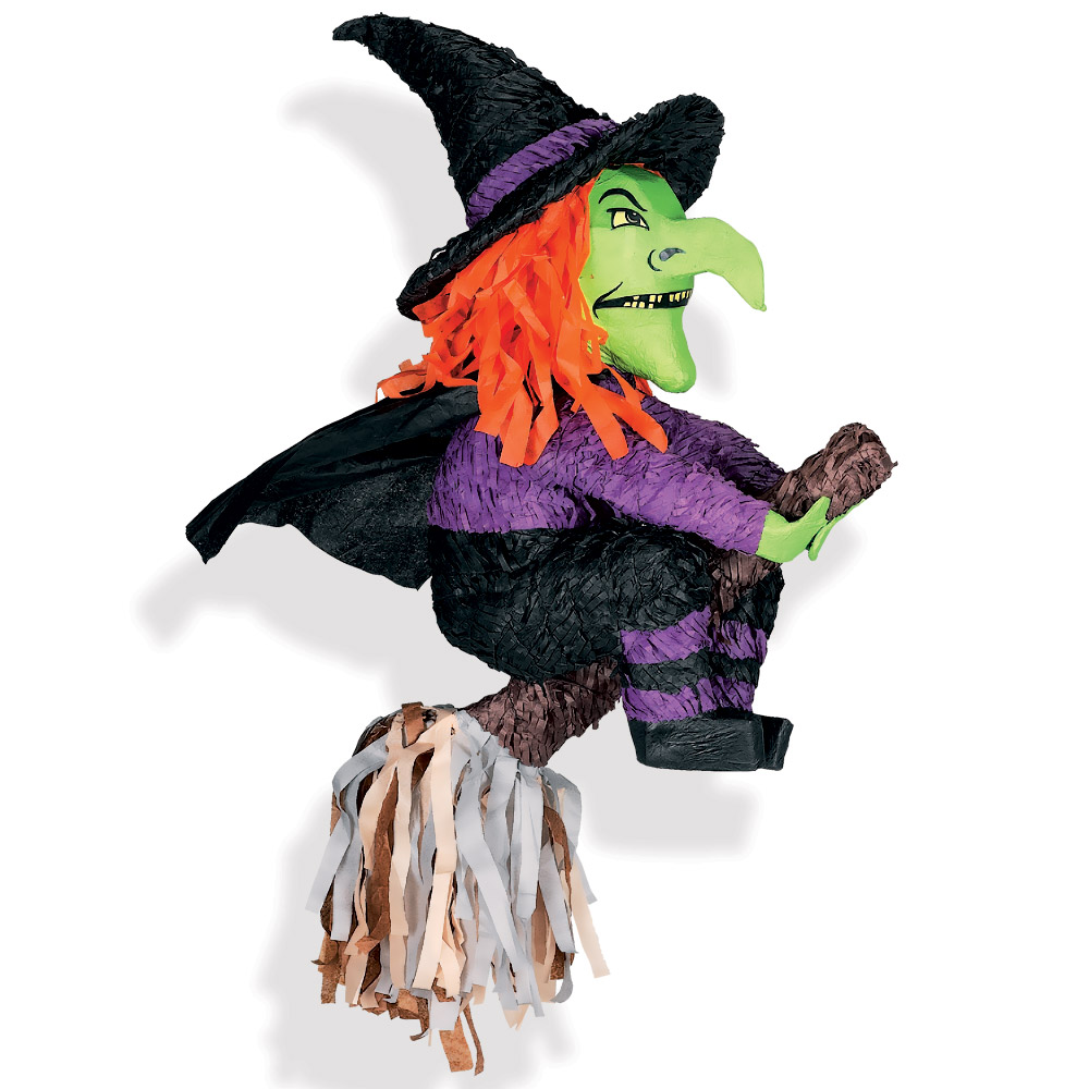 Wicked witch pinata