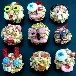popcorn heads
