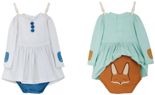 piupia bear dress