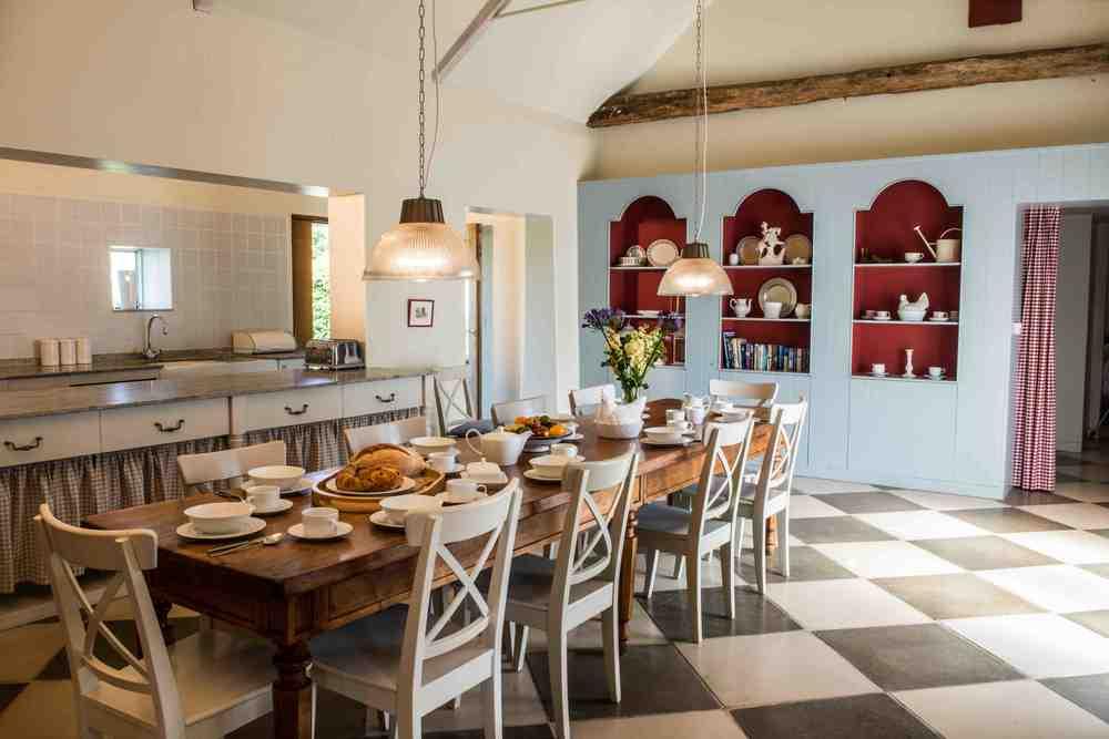 Barsham barns luxury holiday homes