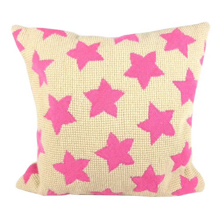 Star tapestry cushion £99