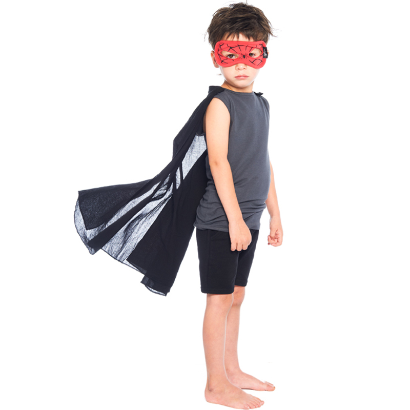 YPorque superhero pyjamas with detachable cape £36