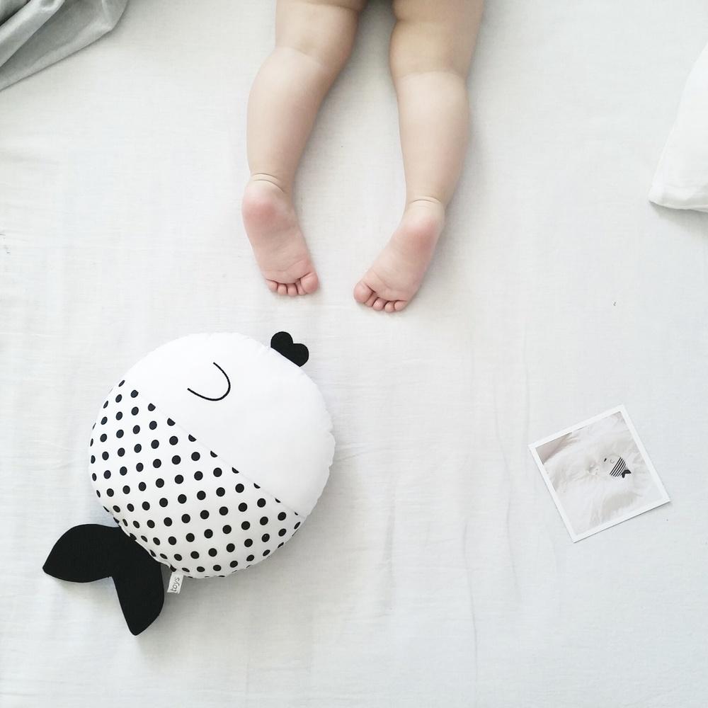 wanda fish toy