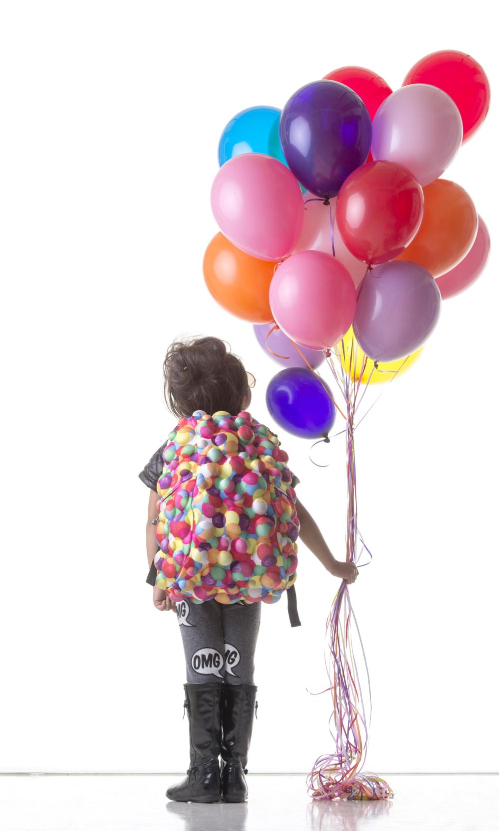 Bubble Bubblegum backpack