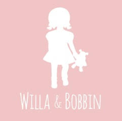 willa and bobbin logo